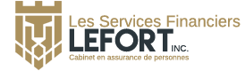 Logo Service Financier Lefort inc